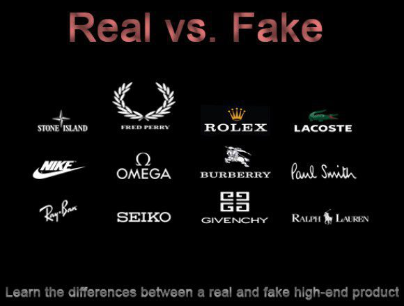 nike shirt original vs fake